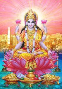 deusa da prosperidade