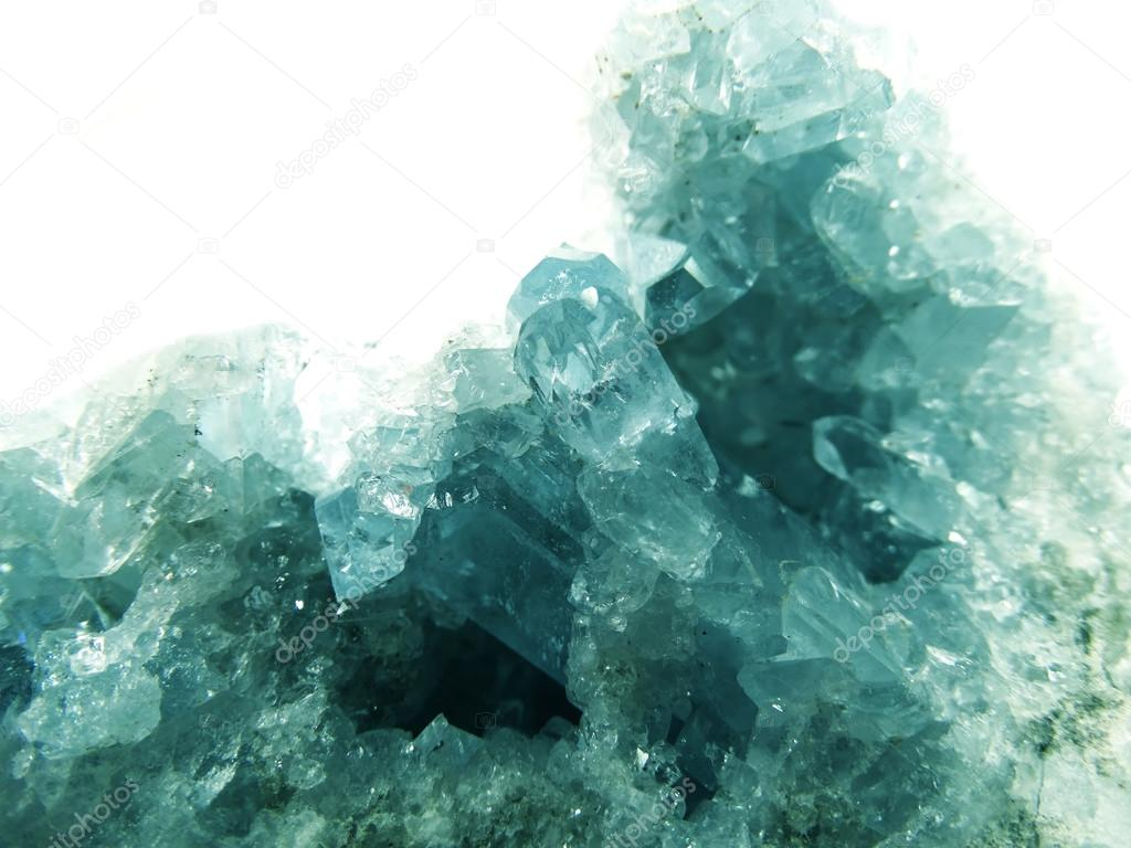 cristal água marinha